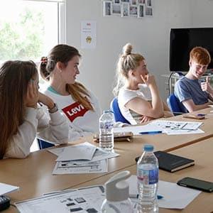 cours de langues étrangères pour les adolescents, La Rochelle en Charente-Maritime, avec inlingua