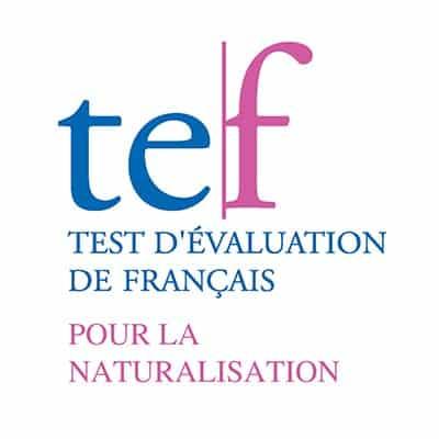 inscription TEF Naturalisation la Rochelle, Charente-Maritime, avec inlingua